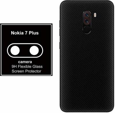 S-Gripline Camera Lens Protector for Nokia 7 Plus(Pack of 1)