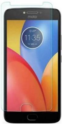 MRNKA Tempered Glass Guard for Motorola Moto E4 Plus(Pack of 1)