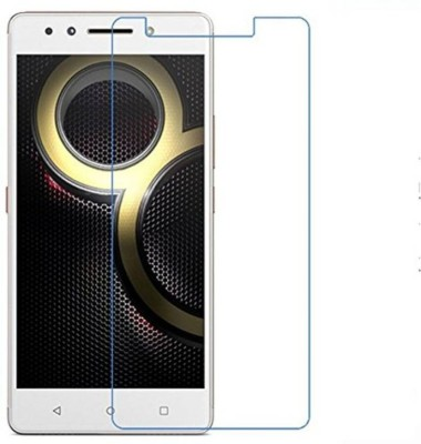CLASIKCART Tempered Glass Guard for Lenovo K8 Plus(Pack of 1)