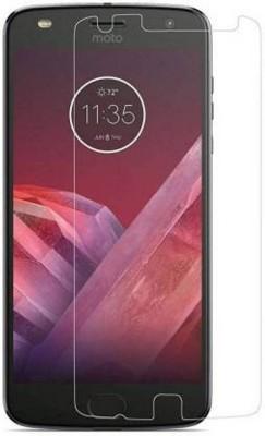 MRNKA Tempered Glass Guard for Motorola Moto Z2 Play(Pack of 1)