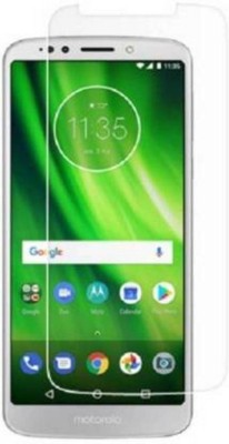 MRNKA Tempered Glass Guard for Motorola Moto G6 Play(Pack of 1)