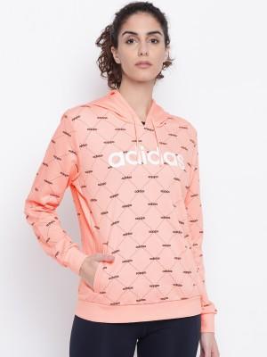 ADIDAS Full Sleeve Printed Women Sweatshirt ADIDAS Women's Sweatshirts