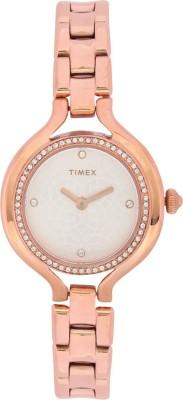 TIMEX TWEL14002 Analog Watch - For Women