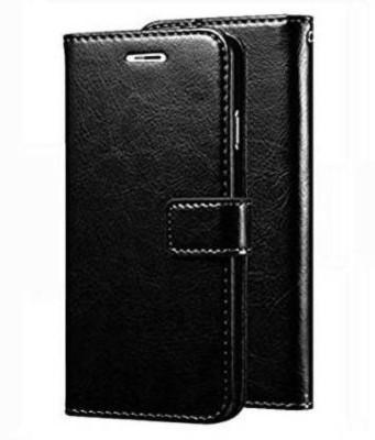 Huma World Flip Cover for Samsung Galaxy J7(16)(Black, Dual Protection)