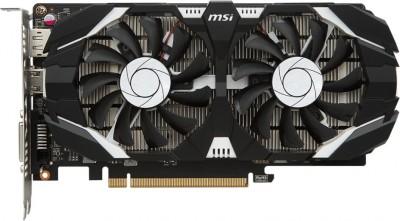 MSI NVIDIA GeForce GTX 1050 Ti 4GT OCV1 I 128 bit I...