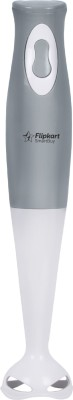 Flipkart SmartBuy ISI Certified HBJ30J 300 W Hand Blender(White, Grey)