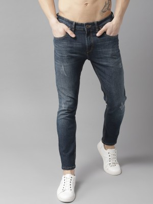 Roadster Super Skinny Men Dark Blue Jeans