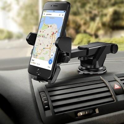 Levatto Car Mobile Holder for Dashboard Black