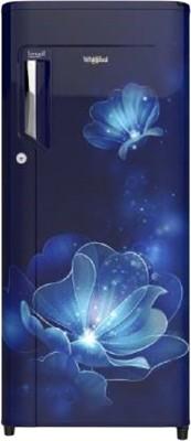 Whirlpool 200 L Direct Cool Single Door 3 Star Refrigerator Sapphire Radiance, 215 IMPC PRM 3S SAPPHIRE RADIANCE Whirlpool Refrigerators