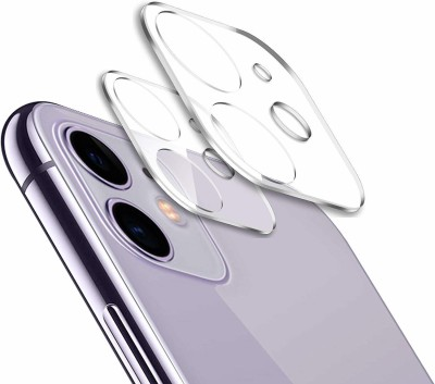 Outlier Back Camera Lens Glass Protector for Apple iPhone 11(Pack of: 1)