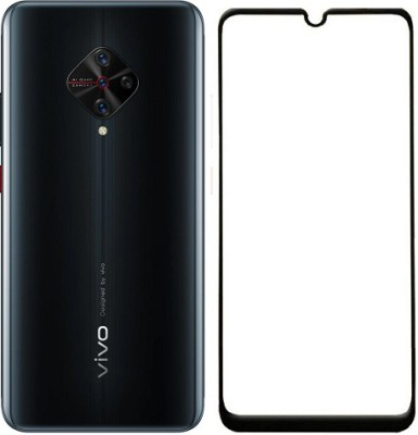 Cell-loid Edge To Edge Tempered Glass for Vivo S1 Pro(Pack of 1)