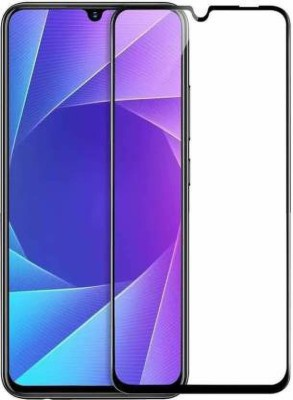 Ravbelli Edge To Edge Tempered Glass for Redmi Note7 Pro(Pack of 1)