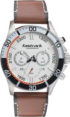 Fastrack 3072SL15 Analog Watch - For Men