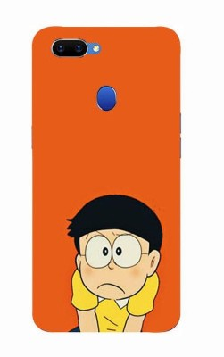 SANKY Back Cover for NOBITA , DOREMON , GADGETS , MAGIC Designer Printed Hard Case Back Cover for OPPO A7(Multicolor, Hard Case)