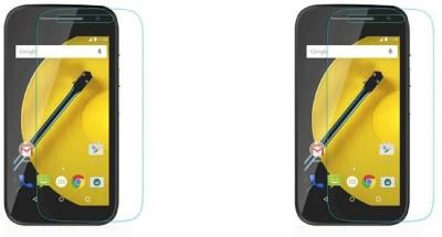 Zootkart Impossible Screen Guard for Motorola Moto E (2nd Gen) 4G(Pack of 2)