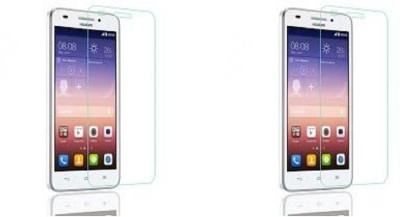 Phonicz Retails Impossible Screen Guard for Huawei G620S(Pack of 2)