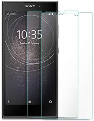 Tuta Tempered Tempered Glass Guard for Sony Xperia L2(Pack of 1)