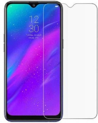 Power Tempered Glass Guard for Realme C3(Pack of 1)