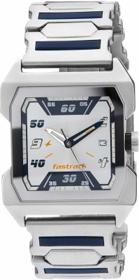 Fastrack NG1474SM01 Party Analog Watch   For Men Fastrack Wrist Watches
