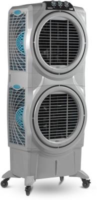 Symphony 75 L Desert Air Cooler(Grey, Sumo 75XL DD)
