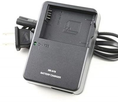 BOOSTY DE-A79 Battery Charger for Panasonic LUMIX DMW-BLC12 DMW-BLC12E DMC-GH2GK Camera  Camera Battery Charger(Black)