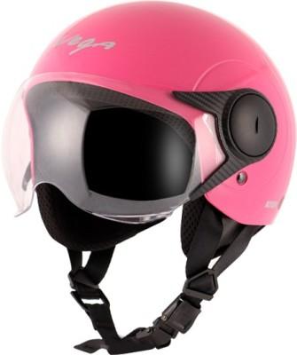 VEGA Atom Motorbike Helmet(Pink)