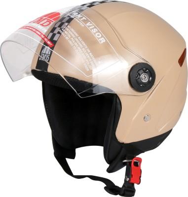 JMD WONDER Desert Strom M/L, Half / Open Motorbike Helmet(DESERT STORM)