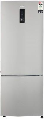 Haier 345 L Frost Free Double Door Bottom Mount 3 Star  2019  Convertible Refrigerator