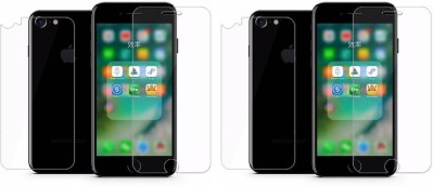 Zootkart Front and Back Screen Guard for Apple iPhone 6s(Pack of 4)