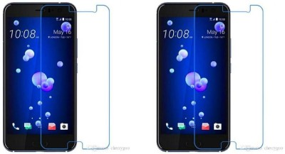 MudShi Impossible Screen Guard for Htc Desire U11(Pack of 2)