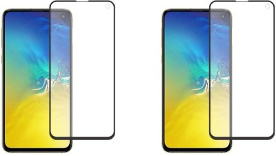 Zootkart Impossible Screen Guard for Samsung Galaxy S10E(Pack of 2)