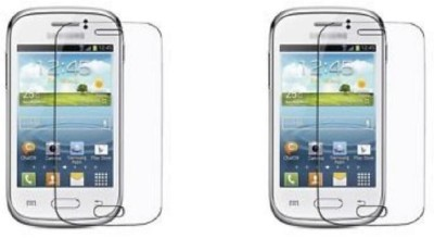 Phonicz Retails Impossible Screen Guard for Samsung Galaxy Young S6312(Pack of 2)