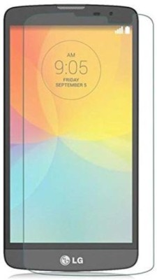 BeeVault Tempered Glass Guard for LG L bello(Pack of 1)