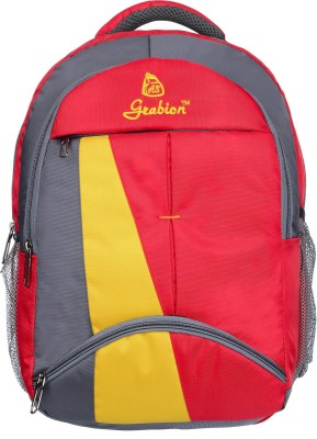 As Grabion Light weight 26 L Backpack Yellow, Red