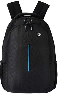 HP DER453 30 L Laptop Backpack Black HP Backpacks