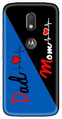 Zapcase Back Cover for Motorola Moto E3 Power(Multicolor)