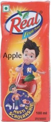 Real Fruit Juice Apple(180 ml)