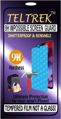 TELTREK Tempered Glass Guard for KARBONN SOUND WAVE K451 PLUS(Pack of 1)