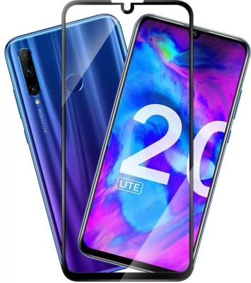 Dolphin Edge To Edge Tempered Glass for Honor 20 Lite(Pack of 1)