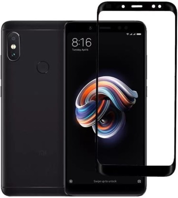 Dolphin Edge To Edge Tempered Glass for Mi Redmi Note 5 Pro(Pack of 1)