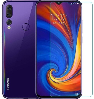 ISAAK Tempered Glass Guard for Lenovo Z5s(Pack of 1)
