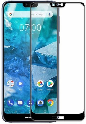 WORLDVERY Screen Guard for Nokia 7.1(Pack of 2)