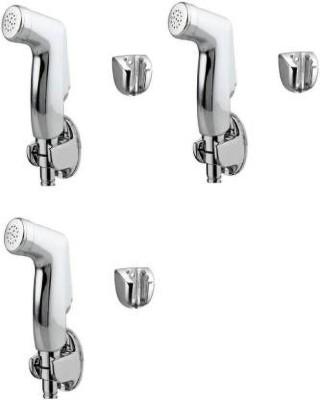 SKS -Bathroom Penguin Health Faucet (Gun + Hookhttps://seller.flipkart.com/index.html#dashboard/listings-management?listingState=ACTIVE) Contain 3 pcs Health  Faucet(Single Handle Installation Type)