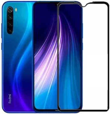 MD COLLECTION Tempered Glass Guard for MI NOTE8(Pack of 1)