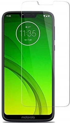 Richuzers Tempered Glass Guard for Motorola Moto G7 Power(Pack of 2)