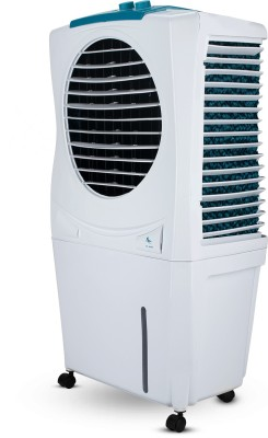 Symphony 27 L Room/Personal Air Cooler(White, Blue, Ice Cube 27)