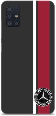 Chiraiyaa Back Cover for Samsung Galaxy A51(Multicolor, Hard Case)