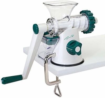 Lexen Plastic Hand Juicer(White, Green)