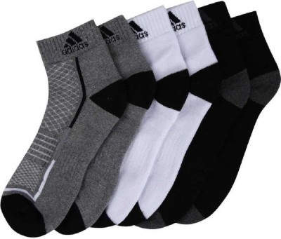 ADIDAS Men & Women Ankle Length(Pack of 3)