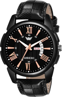 Abrexo Watch_b7 Day & Date Functioning Analog Watch  - For Men